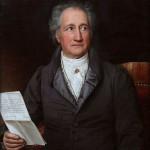 Johann Wolfgang von Goethe, Ölgemälde von Joseph Karl Stieler, 1828[