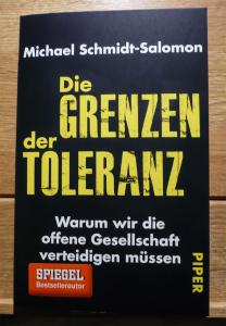Michael Schmidt-Salomon: Die Grenzen der Toleranz