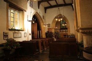 Chastleton Church