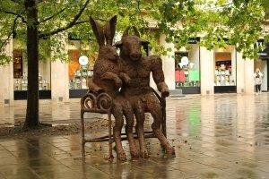 Minotaurus and Hare, Cheltenham