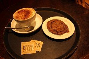 Caffee Nero. Tewskesbury