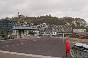 Hier ist das neue Dover schon fertig