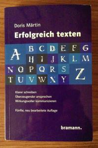 Doris Märtin: Erfolgreich texten