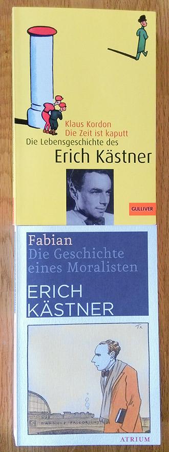 Klaus Kordon/Erich Kästner