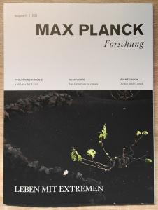 Magazin der Max Planck-Gesellschaft
