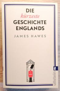 James Hawes: Die kürzeste Geschichte Englands